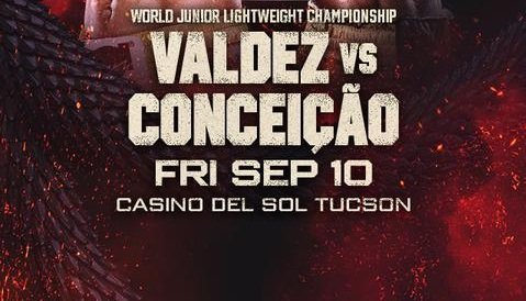 Top Rank Oscar Valdez vs Robson Conceicao 9/10/21