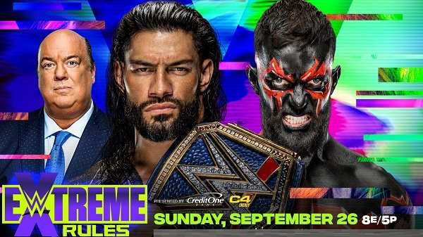 Watch WWE Extreme Rules 9/26/21 – 26 September 2021 Full Show