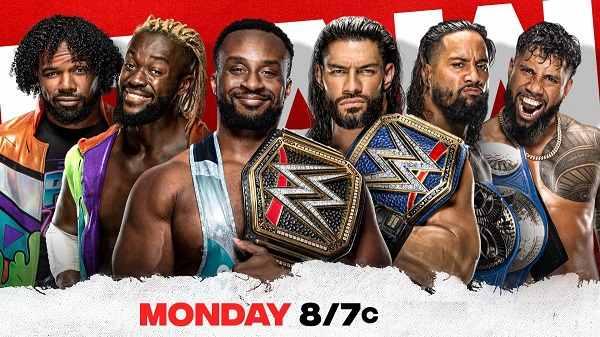 WWE Raw 9/20/21