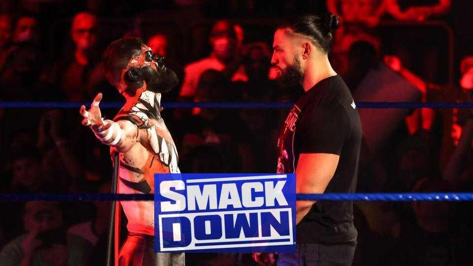 WWE Smackdown Live 9/17/21
