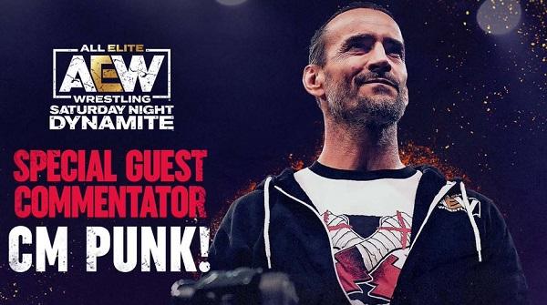 AEW Dynamite Live 10/16/21