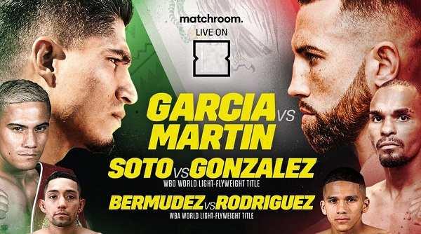 Garcia v Martin 10/16/21
