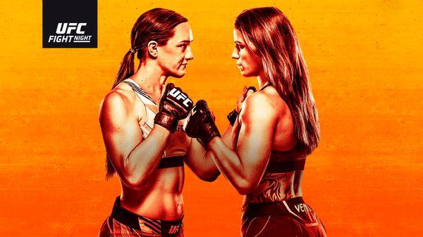 UFC Fight Night: Ladd vs. Dumont 10/16/21