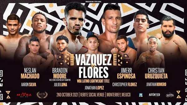 Vazquez v Flores 10/2/21