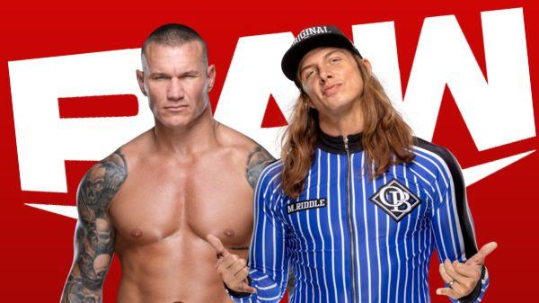 WWE Raw 10/18/21