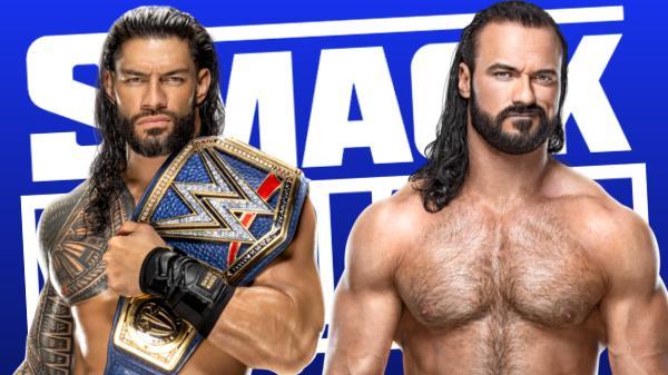 WWE Smackdown Live 10/8/21